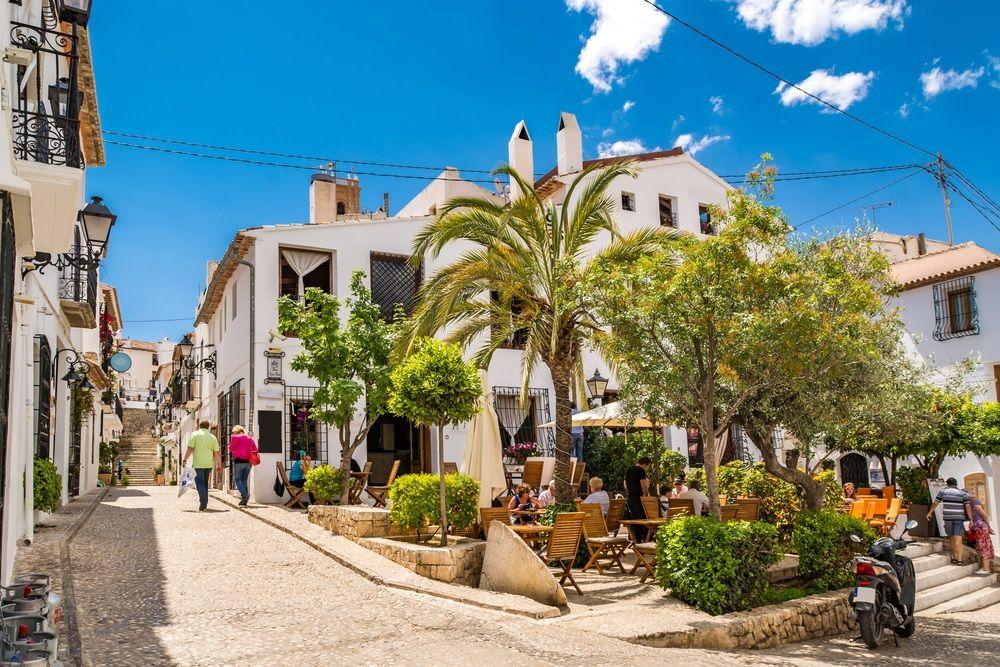 Vakantiehuis Costa Blanca